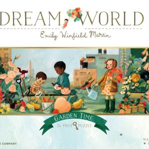 Dream World - Garden Time 24 Piece Jigsaw Puzzle