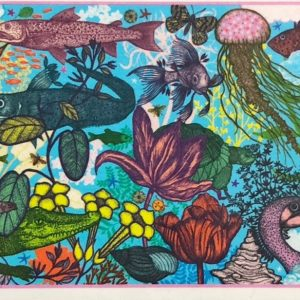 Land and Sea 1000 Piece Jigsaw Puzzle - Djeco