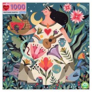 Mother Earth 1000 Piece Jigsaw Puzzle - Eeboo