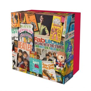 Spirit of the 60s Gift Box - 500 Piece Jigsaw Puzzle - Gibsons