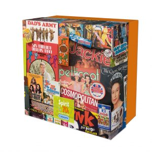 Spirit of the 70s Gift Box - 500 Piece Jigsaw Puzzle - Gibsons