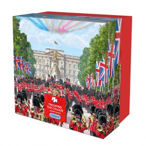 Trooping the Colour Gift Puzzle - 500 Piece - Gibsons
