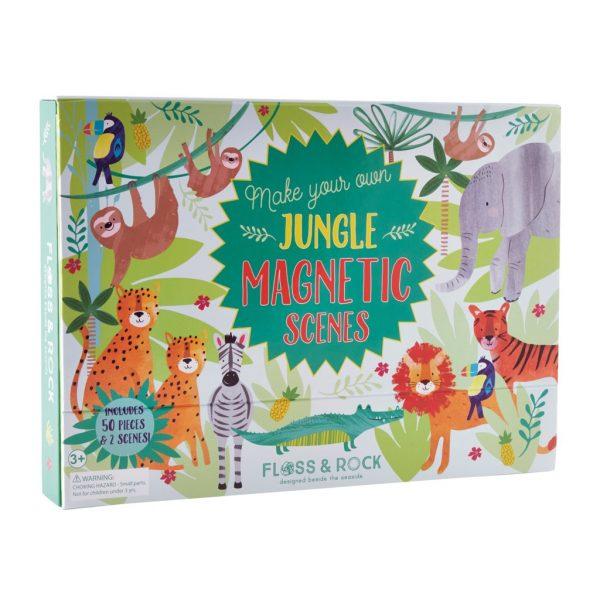 Jungle Magnetic Play Scenes - Floss & Rock