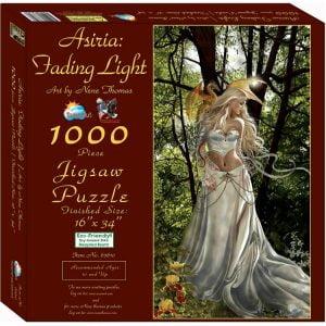 Asiria Fading Light 1000 Piece Jigsaw Puzzles - Sunsout