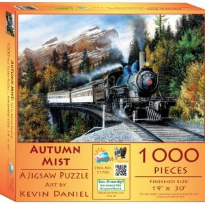 Autumn Mist 1000 Piece Jigsaw Puzzle - Sunsout