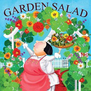Bon Appetit - Garden Salad 300 Piece Jigsaw Puzzle - Ceaco