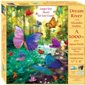 Dream River 1000 XL Piece Jigsaw Puzzle - Sunsout