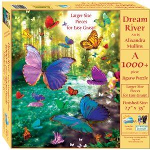 Dream River 1000 XL Piece Jigsaw Puzzle - Sunsout