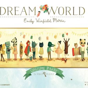 Dream World - Costume Party 24 XL Piece Floor Jigsaw Puzzle - New York Puzzle Company