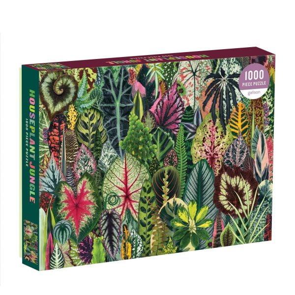 House Plant Jungle 1000 Piece Jigsaw Puzzle - Galison