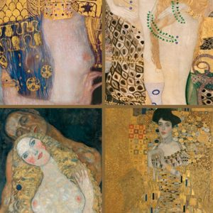 Klimt - Collection 1000 Piece Jigsaw Puzzle - Piatnik