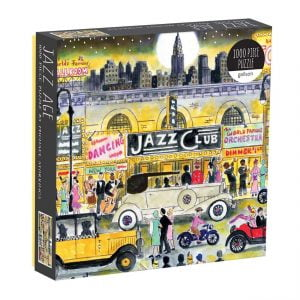 Michael Storrings - Jazz Age 1000 Piece Jigsaw Puzzle - Galison