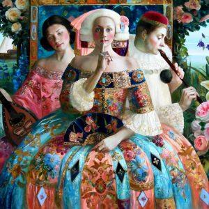 Renaissance Realm 2 - The Secret 1000 Piece Jigsaw Puzzle - Holdson