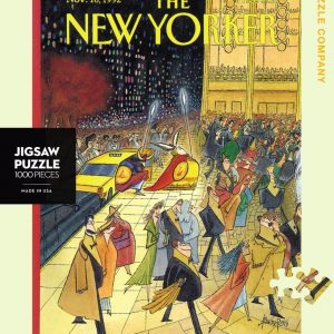 The New Yorker - A Night at the Opera 1000 Piece Jigsaw Puzzle