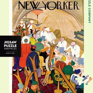 The New Yorker - Apres-Ski 1000 Piece Jigsaw Puzzle