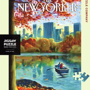 The New Yorker - Central Park Row 500 Piece Jigsaw Puzzle