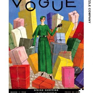 Vogue Retail Therapy 1000 Piece Jigsaw Puzzle - New York Puzzle Company