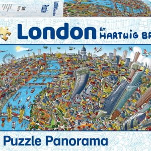 Braun - London 1000 Piece Jigsaw Puzzle - Schmidt