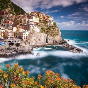 Cinque Terra Italy 500 Piece Jigsaw Puzzle - Schmidt
