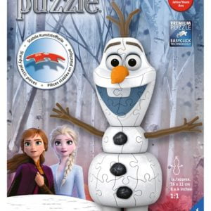 Disney Frozen 2 - Olaf 3D Puzzle 54 Piece - Ravensburger