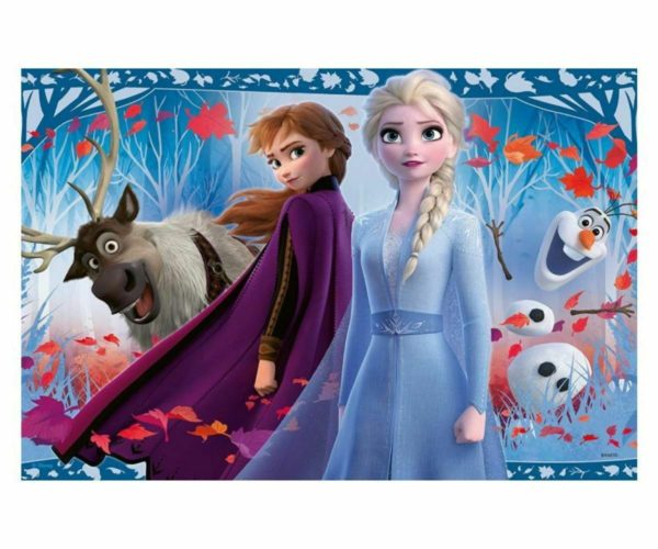 Disney Frozen II - Journey into the unknown 2 x 12 Piece Puzzle - Ravensburger