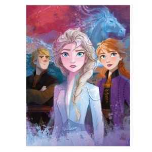 Frozen 2 - Elsa, Anna and Kristoff 300 Piece Puzzle - Ravensburger