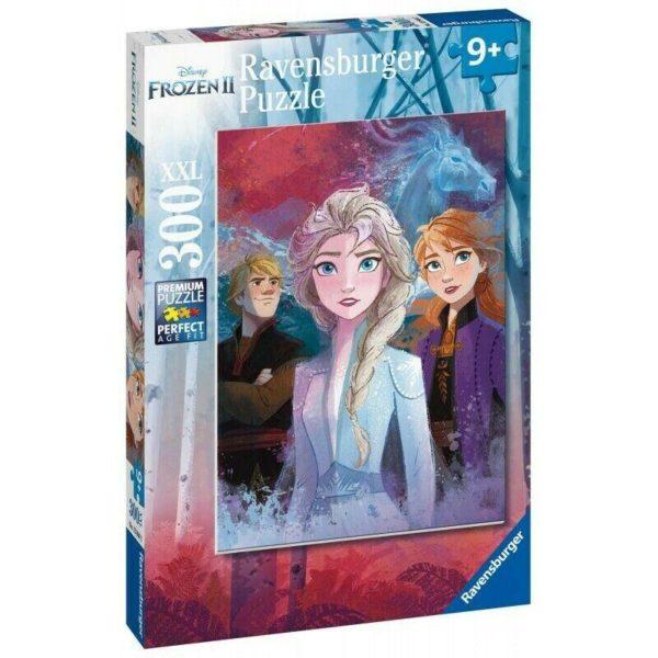 Frozen 2 - Elsa, Anna and Kristoff 300 Piece Puzzle - Ravensburger