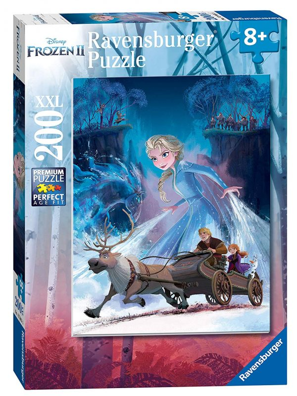 Frozen 2 - The Mysterious Forest 200 Piece Jigsaw Puzzle - Ravensburger