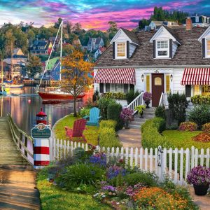 Home Sweet Home S2 - Charles Harbour 1000 Piece Jigsaw Puzzle - Holdson