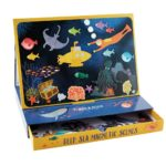 Magnetic Play Scene - Deep Sea - Floss & Rock