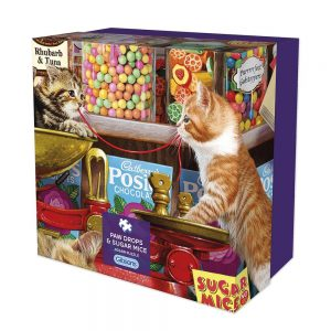 Paw Drops & Sugar Mice 500 Piece Puzzle - Gibsons