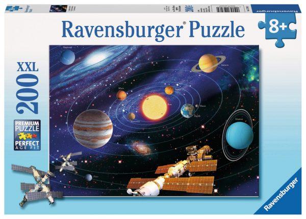 The Solar System 200 Piece Jigsaw Puzzle - Ravensburger