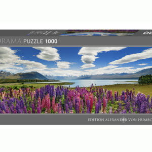 Alexander Von Humboldt - Lake Tekapo 1000 Piece Puzzle - Heye
