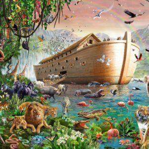 Gallery 6 - Noah's Ark 300 XL Piece Puzzle - Holdson