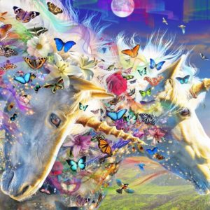 Gallery 6 - Unicorn Dreams 300 XL Piece Puzzle - Holdson