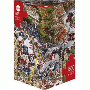 Loup - Monaco Classics 1500 Piece Puzzle - Heye