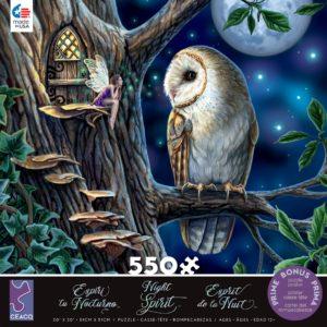 Night Spirit - Fairy Tales 550 Piece Puzzle - Ceaco