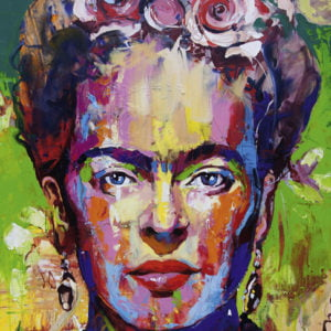 People - Frida 1000 Piece Puzzle - Heye