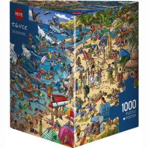 Tanck - Seashore 1000 Piece Puzzle - Heye