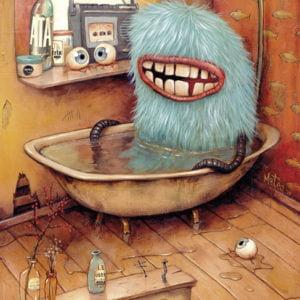 Zozoville - Bathtub 1000 Piece Puzzle - Heye