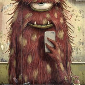 Zozoville Selfie 1000 Piece Puzzle - Heye