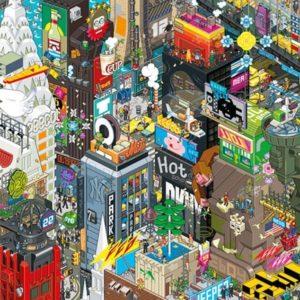 eBoy - New York Quest 1000 Piece Puzzle - Heye