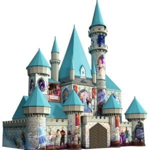 Disney Frozen 2 Castle 3D Puzzle 216 Piece - Ravensburger