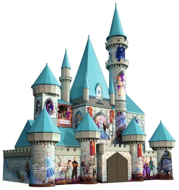 Disney Frozen 2 Castle 3D Puzzle 216 Piece - Ravensburger