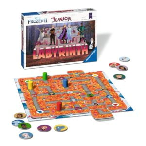 Frozen 2 - Junior Labyrinth Game - Ravensburger