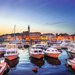 Mediterranean Places - Croatia 1000 Piece Puzzle - Ravensburger