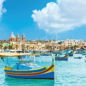 Mediterranean Places - Malta 1000 Piece Puzzle - Ravensburger