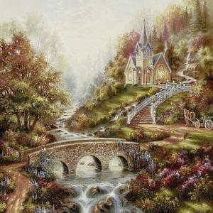 The Golden Hour 500 Piece Jigsaw Puzzle - Ravensburger