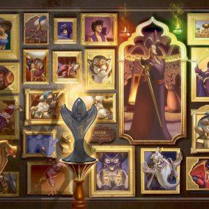 Villainous - Jafar 1000 Piece Puzzle - Ravensburger