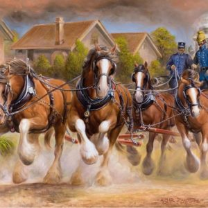 Working Legends - Firestorm Four 500 XL Piece Puzzle - Holdson